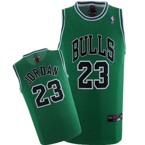 Chicago-Bulls-Michael-Jordan-23-Net-USA-Jersey-Green-42193