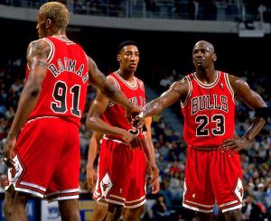 Chicago Bulls players