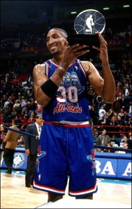 Pippen 1994 All-Star Game MVP