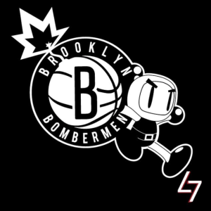 Brooklyn Nets + Bomberman