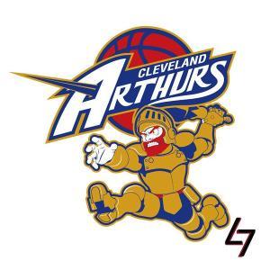 Cleveland Cavaliers + Arthur (King Arthur)