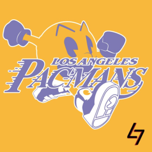 Los Angeles Lakers + Pacman