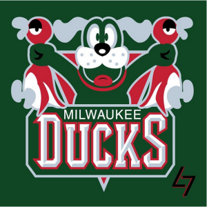 Milwaukee Bucks + Duck Hunt
