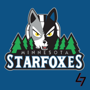 Minnesota Timberwolves + Starfox