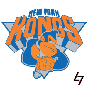 New York Knicks + Donkey Kong