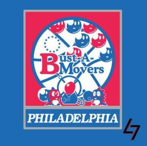 Philadelphia 76ers + Bust-A-Move