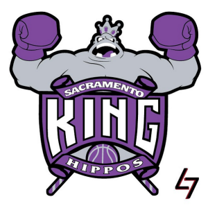 Sacramento Kings + King Hippo (Punch Out!)