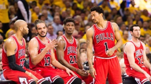 Chicago Bulls v Cleveland Cavaliers - Game One